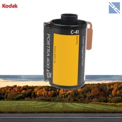 Фотопленка Kodak Portra 400 Color цветная негатив (35мм, 36 кадров)