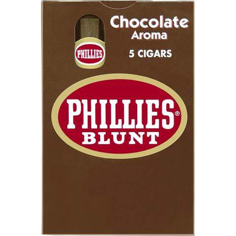 Сигары Phillies Blunt Chocolate