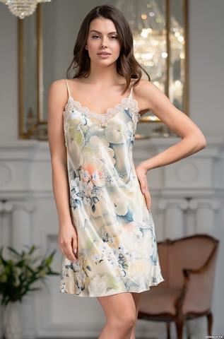 Сорочка женская шелковая MIA-Amore  LUCIANNA Лучианна 3530