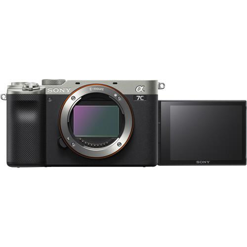 Фотокамера Sony Alpha ILCE-7CS без объектива с поворотным экраном