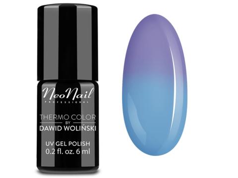 NeoNail Гель-лак UV 6ml Silky Touch Термо № 6637-1
