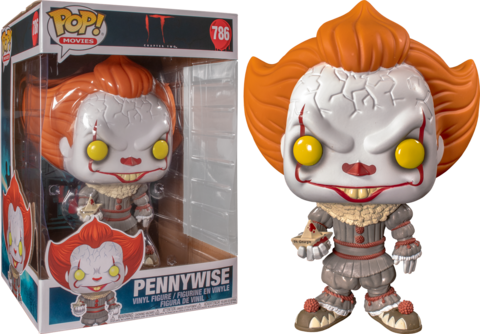 Фигурка Funko Pop! Movies: It - Pennywise 10