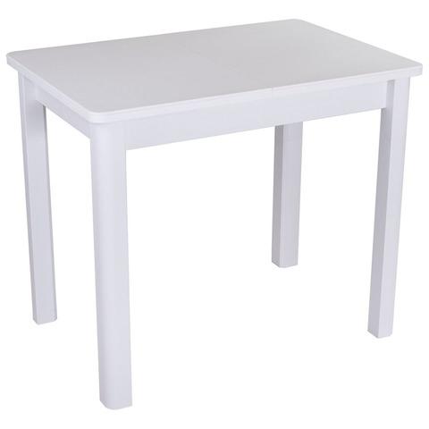 Стол Румба ПР-М КМ 04 БЛ 04 БЛ / Белый / 88(125)х60 см