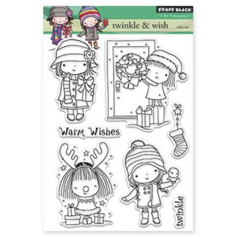 Набор штампов Twinkle&wish