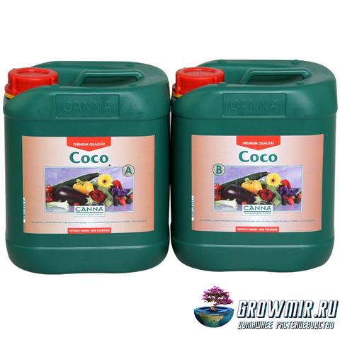 CANNA COCO A+B 10л