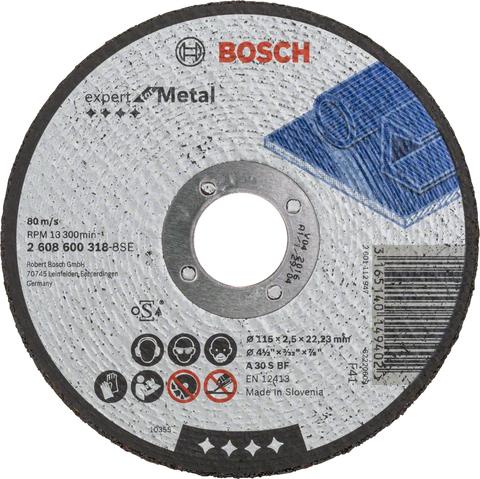 Отрезной диск Expert for Metal 115 х 2,5 мм