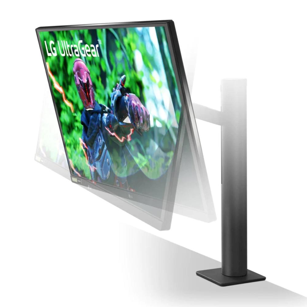 Quad HD IPS монитор LG UltraGear Ergo 27 дюймов 27GN880-B фото 5