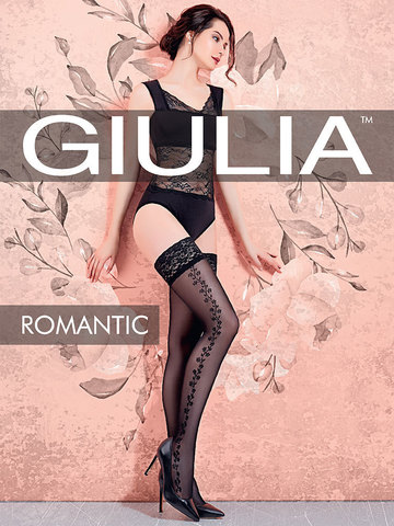 Чулки Romantic 01 Giulia