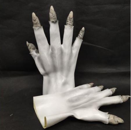 Оно перчатки латексные клоун Пеннивайз