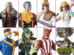 Марвел Легенд фигурки Люди Икс серия 02