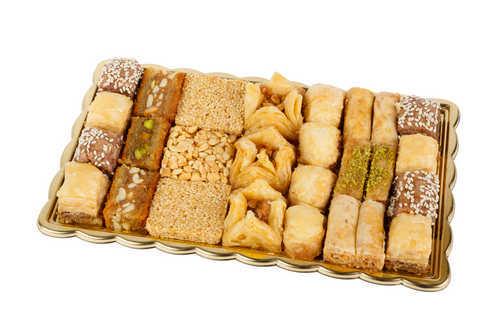 """Pate D'or Пахлава - ассорти ливанских сладостей """"Голд"""", 450 г import_files_75_75ecc74e787e11e799f3606c664b1de1_860485b9db2811e79eb4fcaa1488e48f.jpg"""