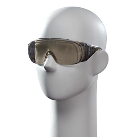 Очки защитные открытые дымчатые