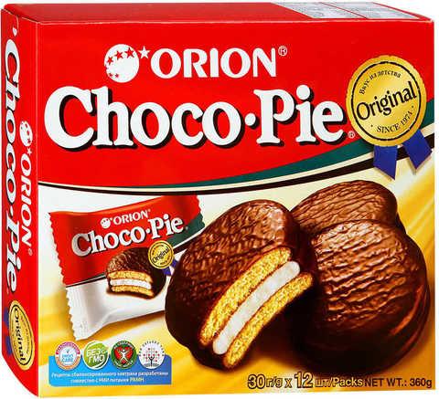 Choco Pie 12 шт #1587
