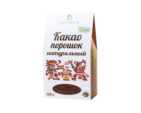 Оргтиум Какао-порошок натуральный 100 г