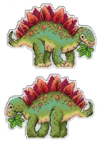Динозавры. Стегозавр