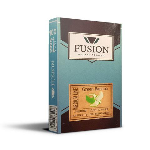 Табак Fusion Medium Green Banana 100 г
