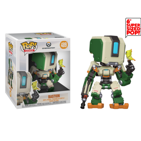 Super Sized Pop! Overwatch - Bastion || Бастион