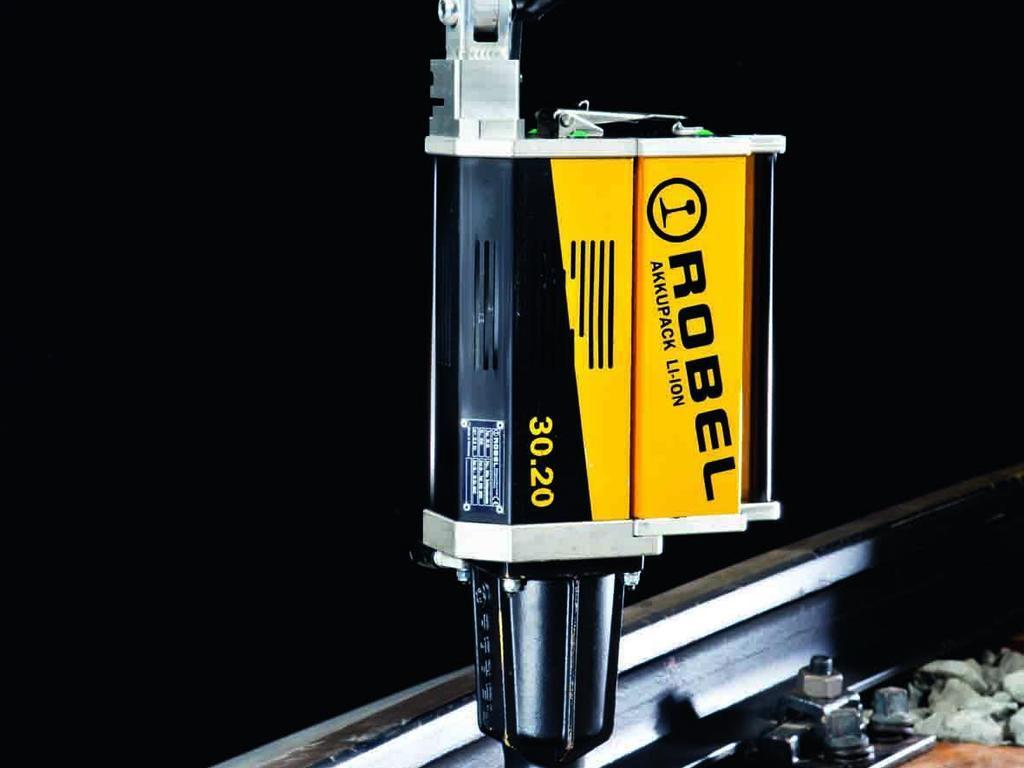 Ручной аккумуляторный ударный гайковерт Robel 30.20 общий вид