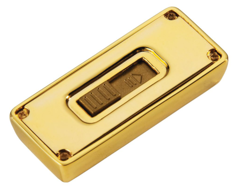 usb-флешка слиток золота