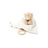 Игрушка-утешитель с прорезывателем – мишка