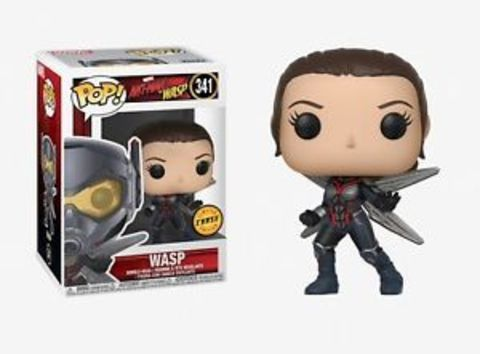 Фигурка Funko POP! Bobble: Marvel: Ant-Man & The Wasp: Wasp (CHASE)  30730