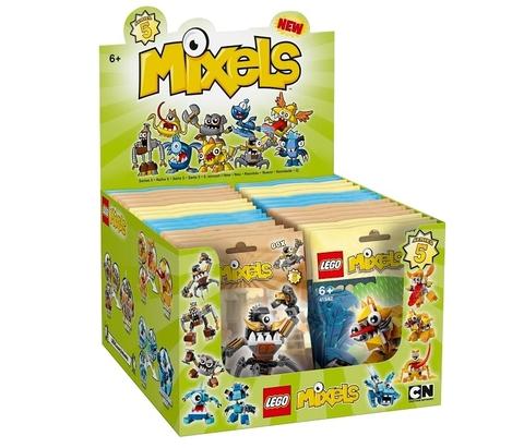LEGO Mixels: Тург 41543 — Turg — Лего Миксели
