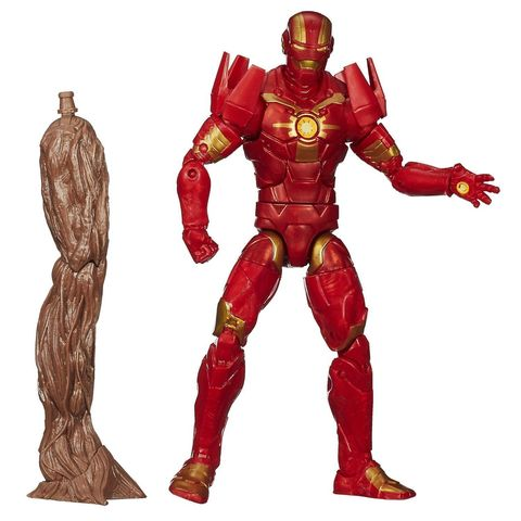 Marvel Legends. Guardians Of The Galaxy Series Iron Man || Фигурка Железный Человек