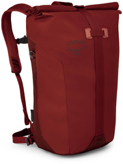 Рюкзак Osprey Transporter Roll Ruffian Red