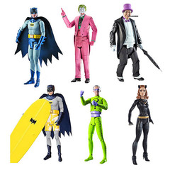 Бэтмен фигурки ТВ Классика серия 02