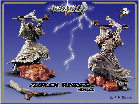 Star Wars Unleashed Tusken Raider