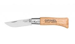 Нож складной Opinel №2 VRI Tradition Inox