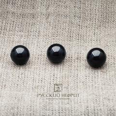 Шарик 10мм. Чёрный нефрит (класс модэ).