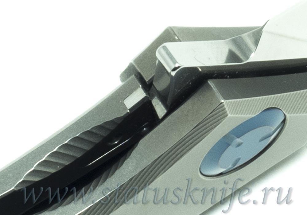 Нож Широгоров ПолучОткий М390 SIDIS дизайн - фотография