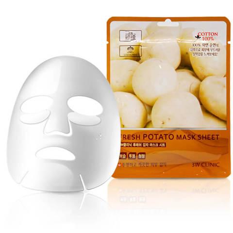 3W Clinic - Тканевая маска