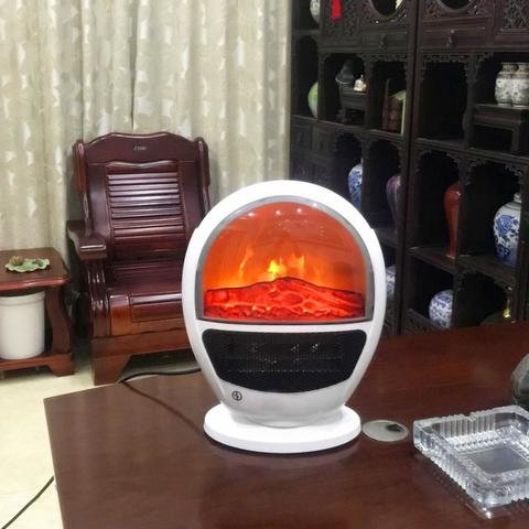 Электрический Обогреватель flame heater