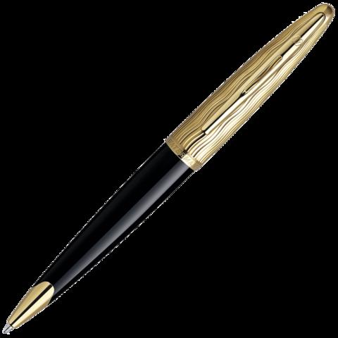 Waterman Carene - Essential Black GT, шариковая ручка, M