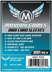 Протекторы для настольных игр Mayday Mini European (45х68) - 100 штук