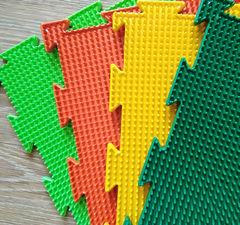 Ортопедические массажные коврики ОРТО Трава мягкая