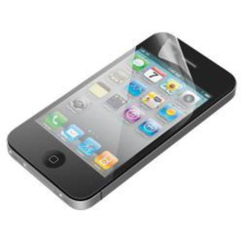 Глянцевая (прозрачная) защитная пленка для iPhone 4/4S/5/5C/5S