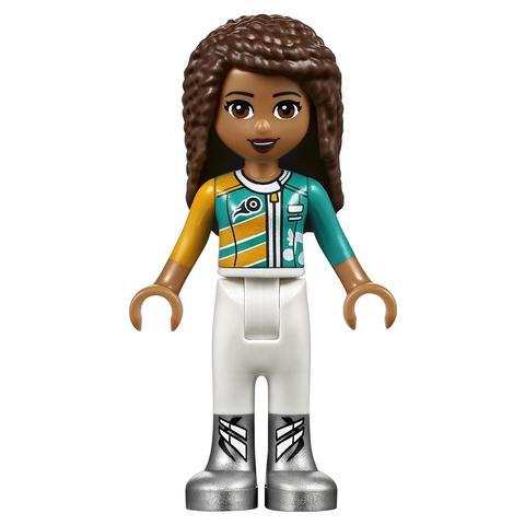 LEGO Friends: Передвижной ресторан 41349 — Drifting Diner — Лего Френдз Друзья Подружки