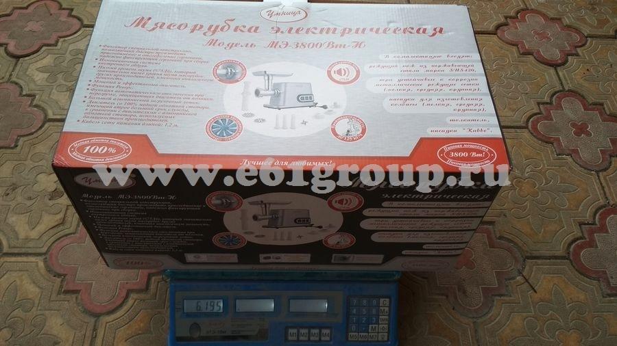 4 Мясорубка электрическая Комфорт Умница МЭ-3800Вт-Н отзывы
