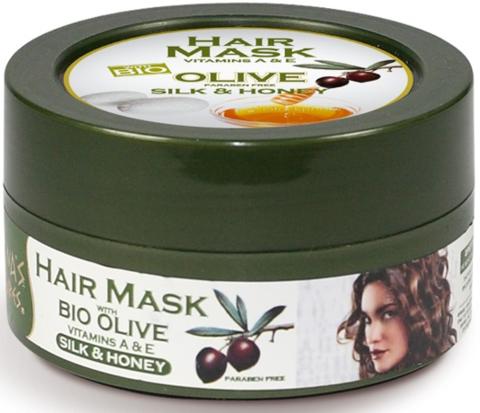 Восстанавливающая маска для волос ATHENA'S TREASURES от Pharmaid