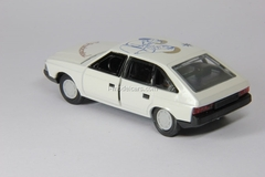 Moskvich-2141 Merry Christmas Agat Mossar Tantal 1:43
