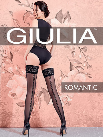 Чулки Romantic 02 Giulia
