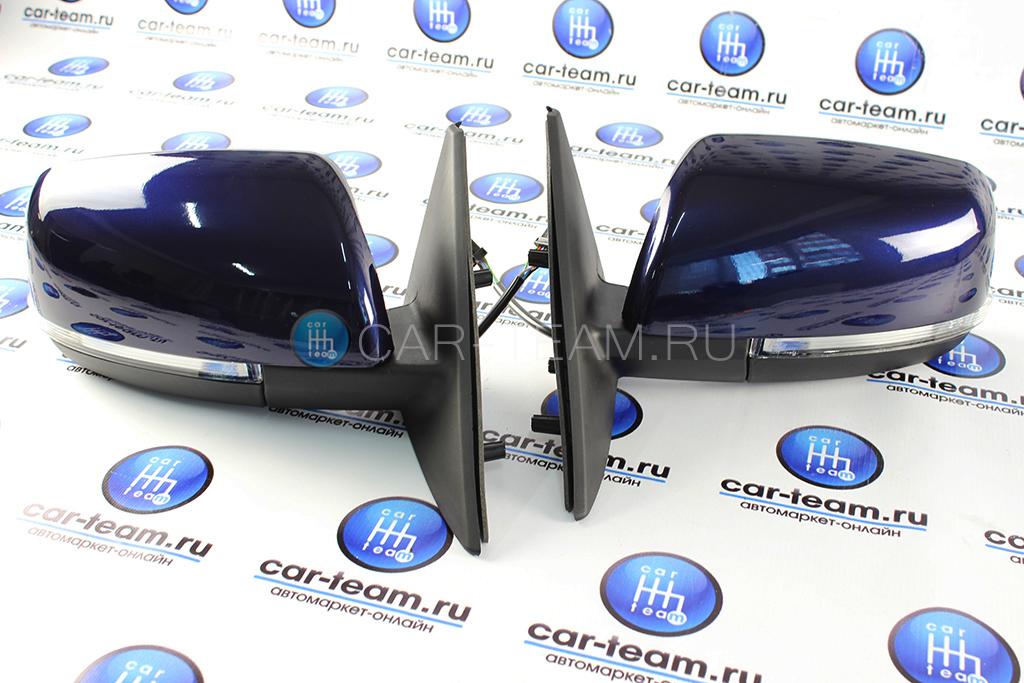 Боковые зеркала на Лада Приора 2, Приора 1, ВАЗ 2110-12 (завод) люкс