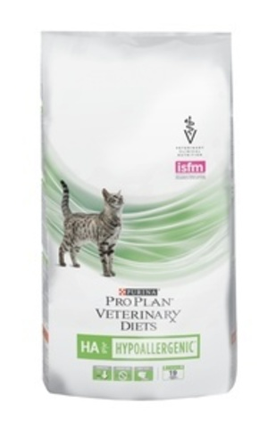Pro Plan Veterinary Diets HA для кошек при аллергии