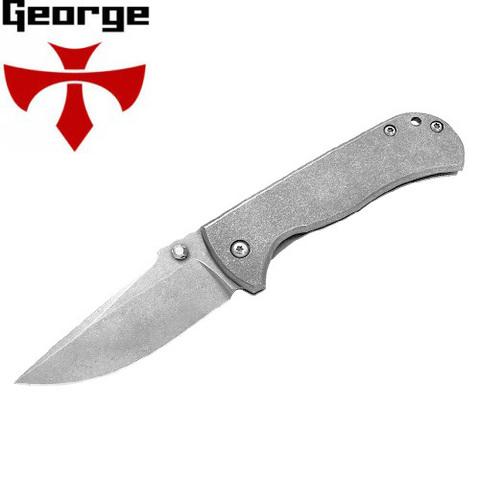 Нож Les George модель Talos