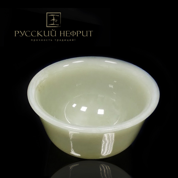 Чайная церемония Чашка для чая (гайвань). Белый нефрит. chashka_jadeart01.jpg