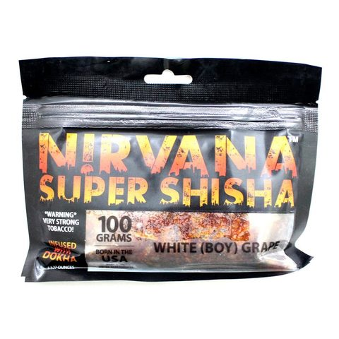 Табак для кальяна Nirvana White Boy Grape 100 гр