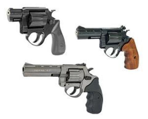 Купить револьверы под патрон флобера
